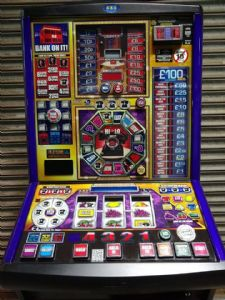 Bank On It - Deal or no Deal - Latest £100 Jackpot Pub Fruit Machine